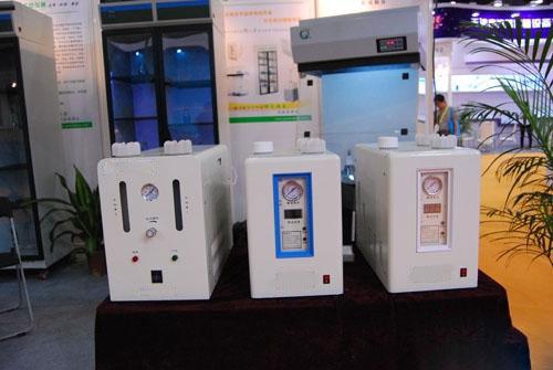 四川成都氮气发生器系列产品安装调试现